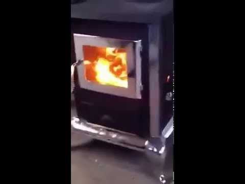 Chimenea de le a cb 07 estufas y chimenea a le a - Youtube chimeneas lena ...
