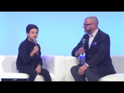 "JJ Totah From Disney's ""Jessie"" At Premiere Event"