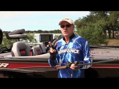 Barry Stokes shows us the Elite Ti Series Units from Lowrance