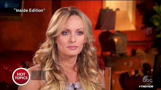 Stormy Daniels Won't Say If She Slept With Trump | The View
