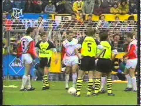 Borussia Dortmund - SG Wattenscheid 09-04.05.1991