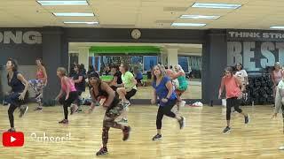 Gambar cover The Lion - 8 Min. Warm Up Mix by Dani Acosta - Zumba Fitness Choreography