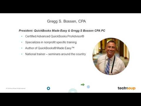 Webinar Learn How To Use Quickbooks Online
