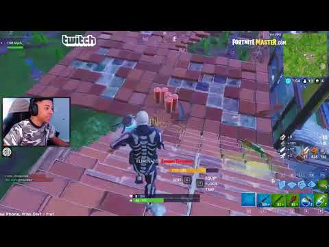 TSM Myth INSANE 1v1 Build Battle against INSANE BUILDER!!