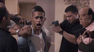 مشهد قوى جداً  محمد رمضان مع الراحل حسن حسنى /- تلميذك قنبلة رجولة 😀😉