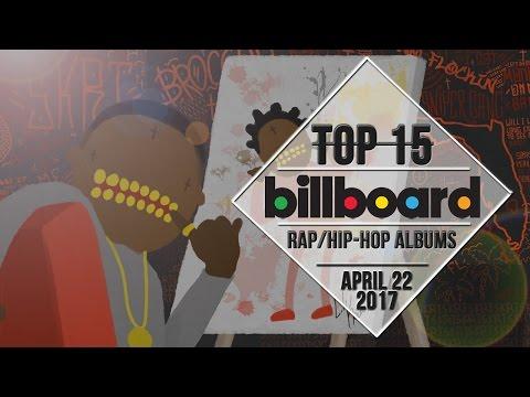 Top 15 • US Rap/Hip-Hop Albums • April 22, 2017 | Billboard-Charts