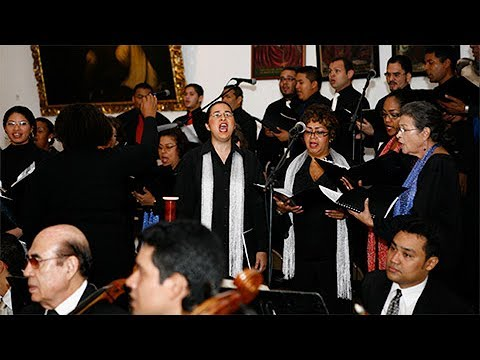 Gandharva Choir, Richard Wallace HS, & Coro Polifónico de Panamá  Millennium Stage June 28, 2017