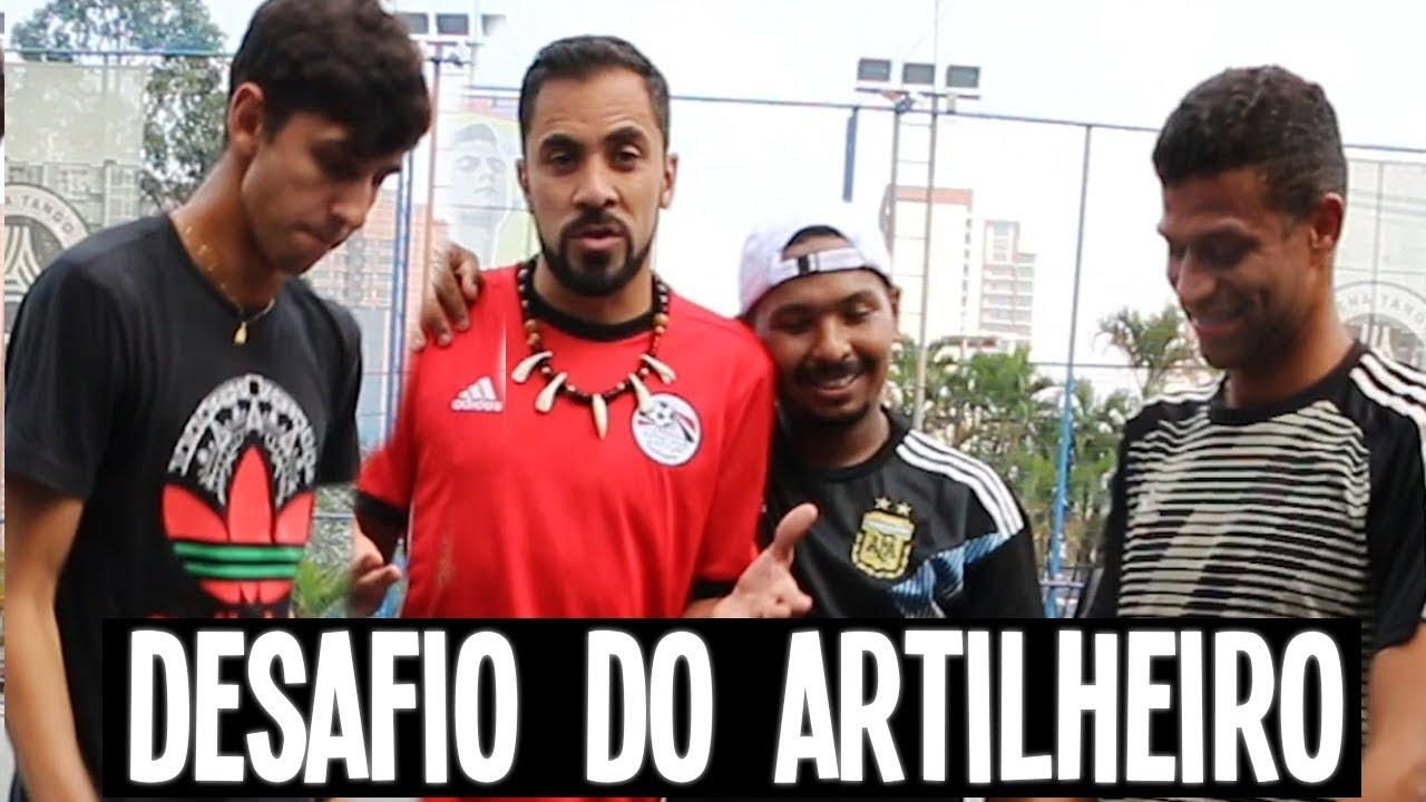 ARTILHEIRO INDIVIDUAL MAIS ENGRAÇADO DÁ HISTORIA!