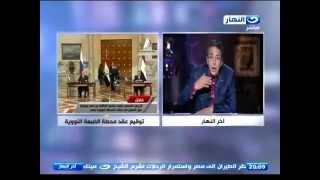 بالفيديو- محمود سعد: إنشاء محطة الضبعة النووية يدفع الاستثمار إلى الأمام