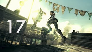 Resident Evil 5 - Sunshine - Walkthrough - Part 17