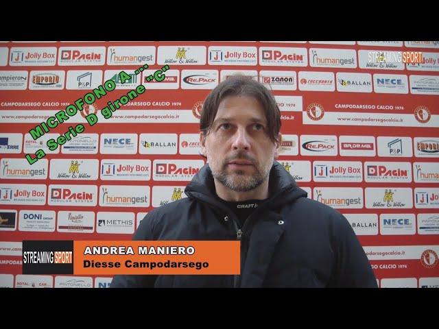 MICROFONO A.... Andrea Maniero - Diesse Campodarsego