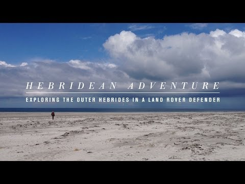 Hebridean Adventure - Part 1 - The Uists