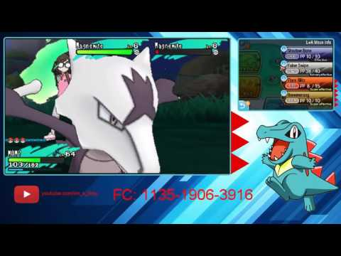 EV TRAINING SPECIAL ATTACK IN POKEMON SUN ANDS MOON