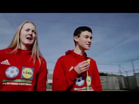 FAW Trust Video - Lidl Play More Football Programme