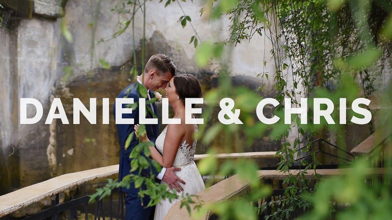 Danielle Amp Chris Wedding Video Villa Antonia Austin