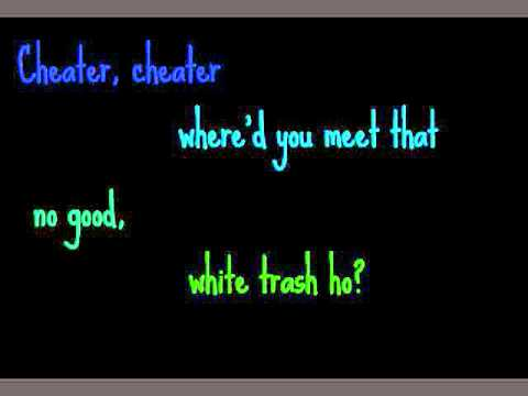 Cheater, Cheater - Joey and Rory - LYRICS ON SCREEN!*