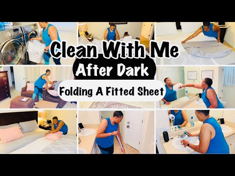 clean-with-me-after-dark-|-night-time-cleaning-motivation-|-speed-cleaning