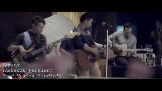 Gambar cover Supernova - Sayang (Acoustic Version)
