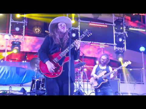 Marcus King Band w/guest Jack Pearson (Full Show) - 2/8/17 Pool Deck - KTBA Cruise 2017