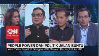 TKN: Narasi People Power yang Digunakan Menakut-nakuti Masyarakat