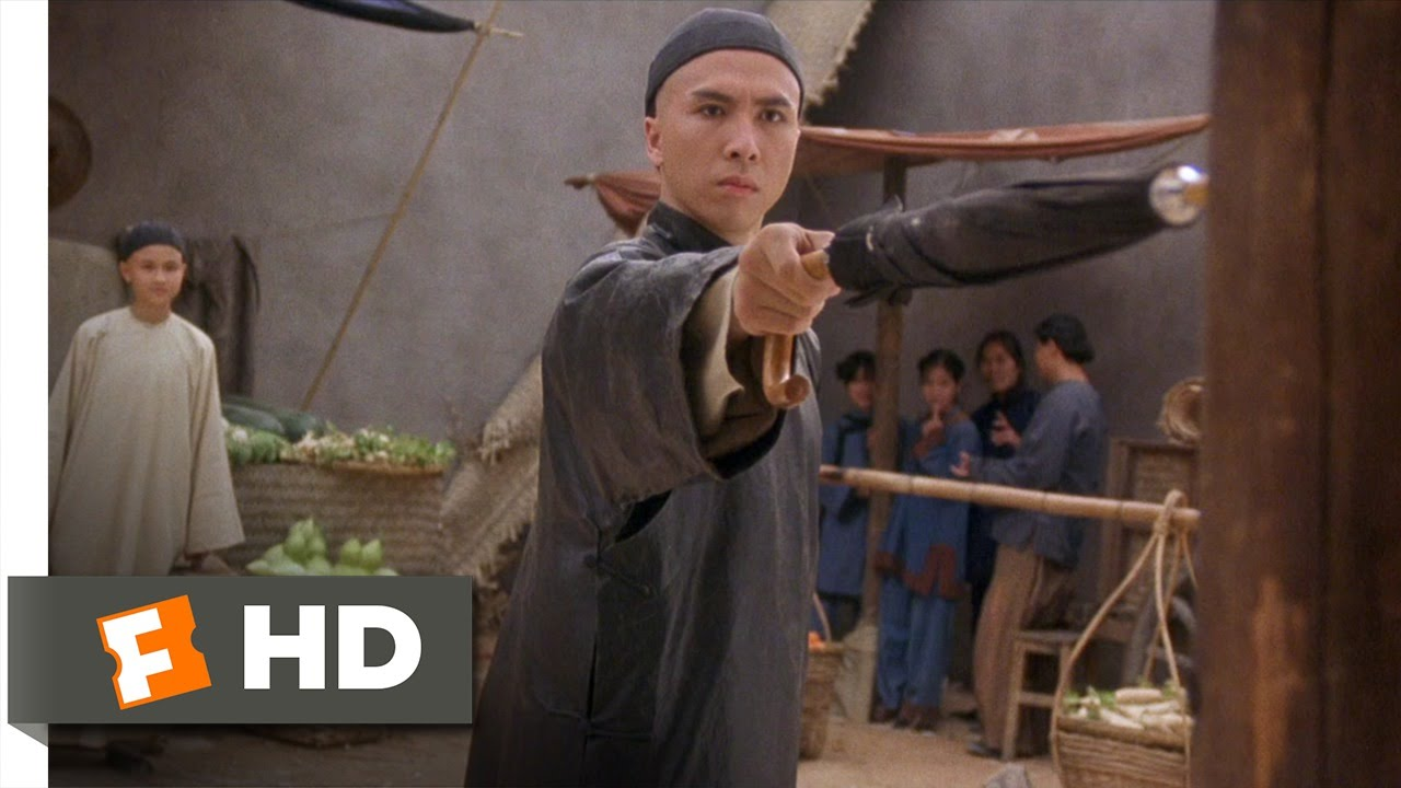 Download Iron Monkey (2/10) Movie CLIP - Father & Son Arrive (1993) HD