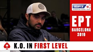 EPT BARCELONA Main Event, Day 4 (Cards-Up) - Part 2