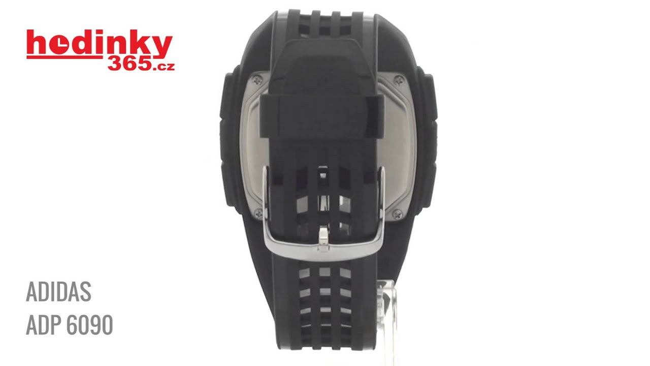 Jual Jam Tangan Adidas Duramo Welcome To Adp 3235 Digital Black Watch