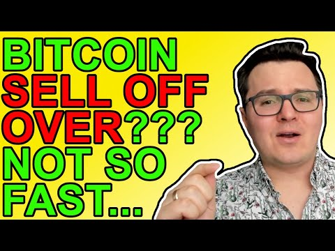 Bitcoin Bear Trend NOT FINISHED? [BTC U0026 Crypto News 2021]