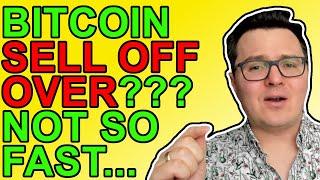 Bitcoin Bear Trend NOT FINISHED? [BTC & Crypto News 2021]