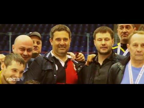 Презентационный ролик для хоккейной команды Комета. Видеосъемка хоккея в Новосибирске. Игра в хоккей