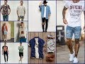 Latest Men's Fashion Lookbook Ideas For Summer 2018