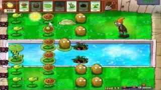 Plants Vs. Zombies HD - Level 3-9