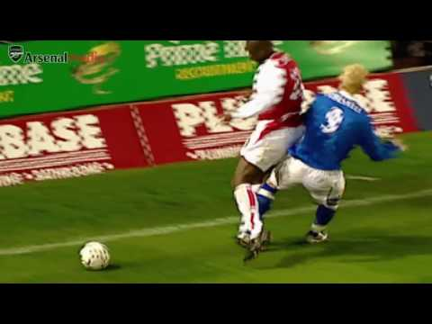 Sol Campbell best moments at Arsenal