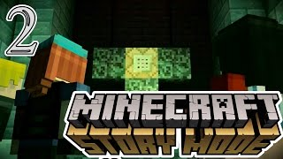 MINECRAFT STORY MODE | Part 2