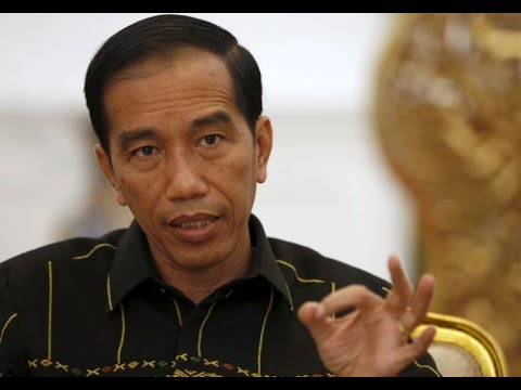 Indonesian President Calls On Muslim World To Unite On Palestine