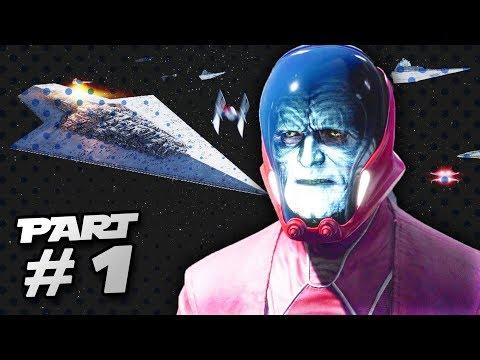 My Childhood Dream!?  Star Wars Battlefront 2 | Gameplay Walkthrough #1
