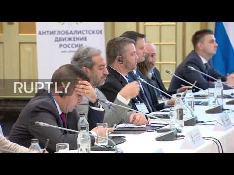 Russia: Separatist parties gather in Moscow for self-determination forum