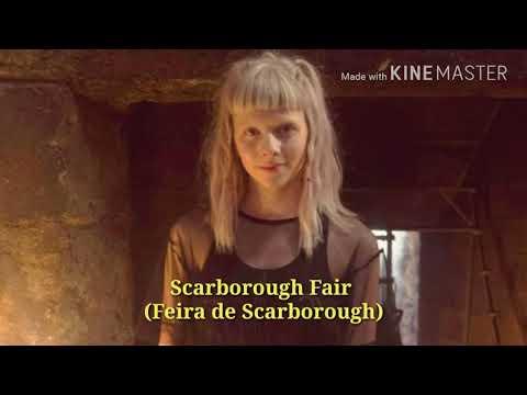 Aurora - Scarborough Fair (Lyrics + Tradução PT-BR)