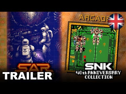 SNK 40th ANNIVERSARY COLLECTION - The Final 6! (PS4) (EU - English)