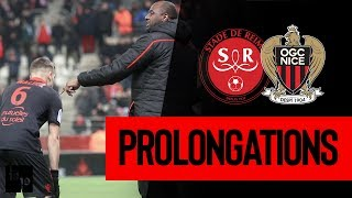 Reims-Nice (1-1)  : prolongations