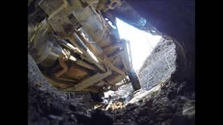 "Jeeps Crawling over GoPro Camera ""Log Cam"""