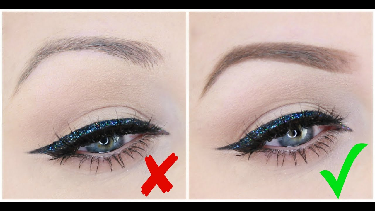 Top Tuto: comment maquiller ses sourcils - YouTube HR45