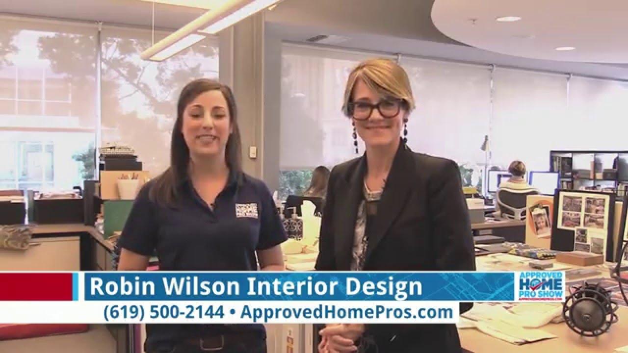 The Job Of An Interior DesignerRobin Wilson Interior Design on The