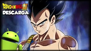DESCARGA LIGERO JUEGO DE DRAGON BALL SUPER PARA ANDROID - TAP BATTLE MOD - NUEVA BETA