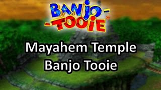 Mayahem Temple Banjo Tooie [Guitar Cover]