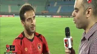 هشام محمد : سوف نفرض اسلوبنا امام حوريا كوناكرى من اجل التأهل