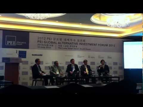 PEI Global Alternative Investment Forum 2012 in Seoul