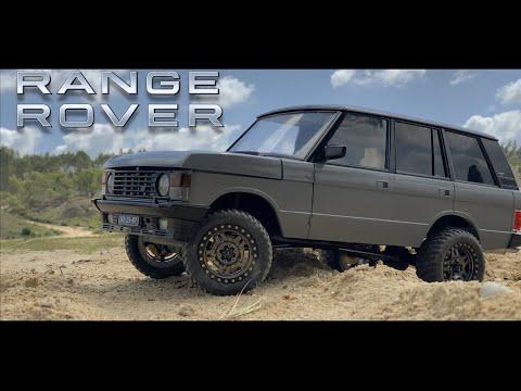 Range Rover Classic concept... Off road ride!