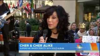 Cher on the Today Show [part 1] (23\09\2013)