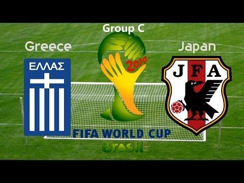 World Cup 2014: Japan vs Greece (Game Analysis)